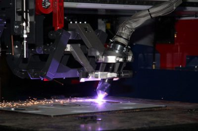 Our Bevel HD Plasma Cutting Machine