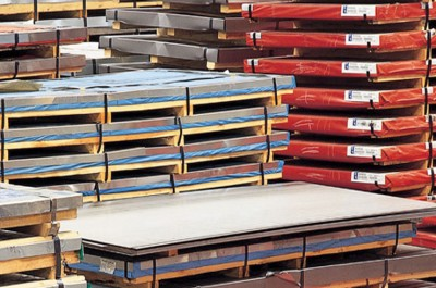 Image of sheet and plate metal stock